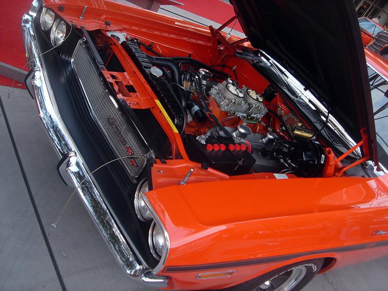 Chryslers At Carlisle >> El Hemi - 1970 Dodge Hemi Challenger R/T